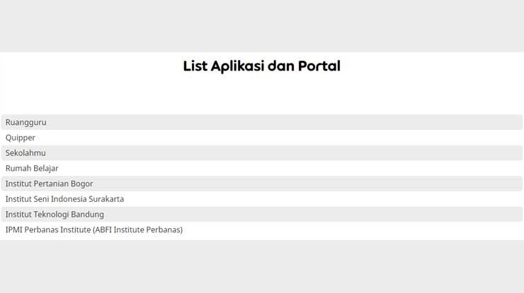 Daftar Aplikasi Akses Kuota Internet Gratis Indosat