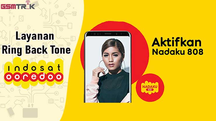 Layanan Ring Back Tone Indosat