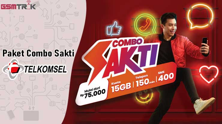 Paket Combo Sakti Telkomsel