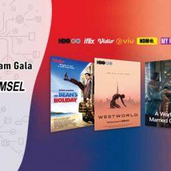 Paket MAXstream Gala Telkomsel