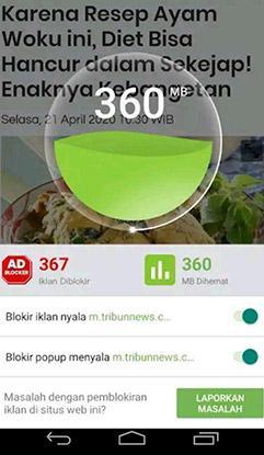 Cara Menghilangkan Iklan di Android Via Adblocker