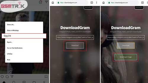 Cara Repost Menggunakan Screenshot