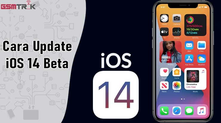 Cara Update iOS 14 Beta