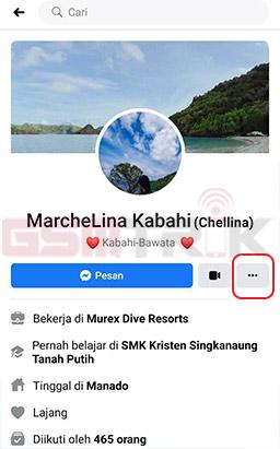 Kunjungi Profil Facebooknya