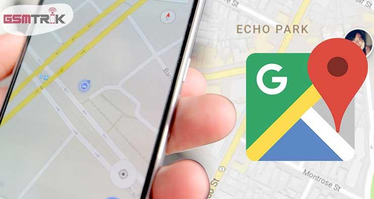Melacak HP Lewat Google Maps