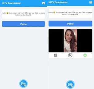 Menggunakan Video Downloader for IGTV