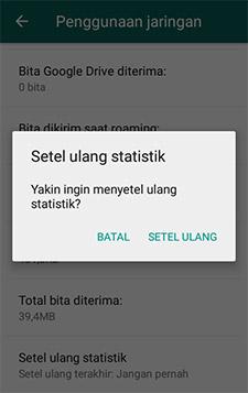 Cara Membersihkan Sampah File WhatsApp