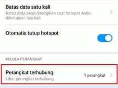 Cara Memblokir Hotspot di Xiaomi