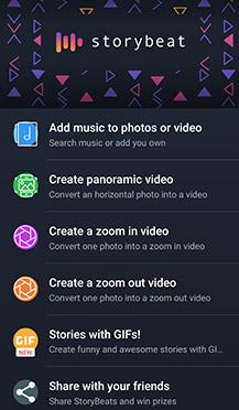 Cara Menambahkan Musik ke Instagram Dengan Storybeat