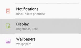 Cara Mengganti Font HP Samsung Tanpa Aplikasi