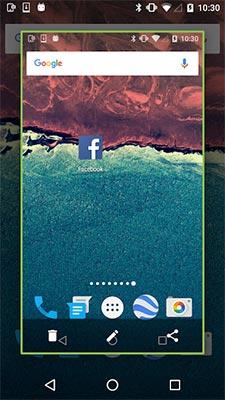 Lewat Aplikasi Screenshot Screen Recorder
