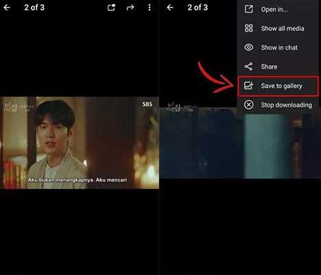cara nonton drama korea di telegram iphone
