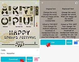 download font samsung online