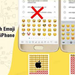 Cara Merubah Emoji Android Jadi iPhone