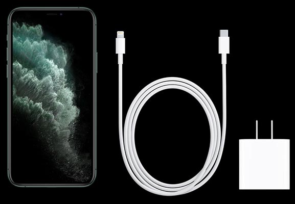 Menggunakan Charger Original Bawaan iPhone
