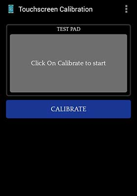 Cara Kalibrasi Touchscreen Android