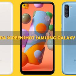 Cara Screenshot Samsung A11 Terbaru