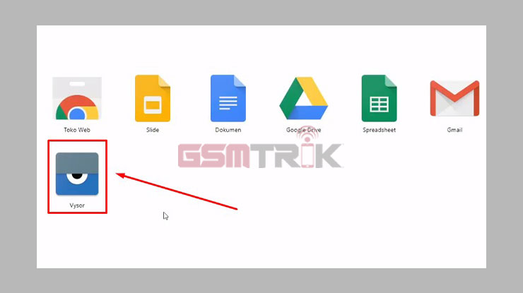 Download Ekstensi Vysor Chrome