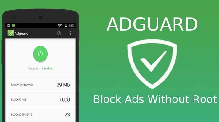 Gunakan Aplikasi ADGuard