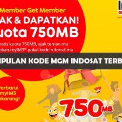 Kumpulan Kode MG Indosat Terbaru dan Terlengkap