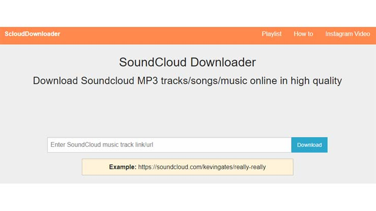 Via ScloudDownloader
