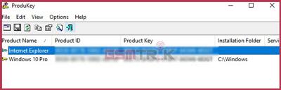 10 Cara Melihat Product Key Windows 10 Laptop dan PC 2020 ...