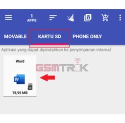 5 Aplikasi Terpindah dan Terlihat di SD Card