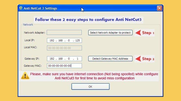 Anti Netcut