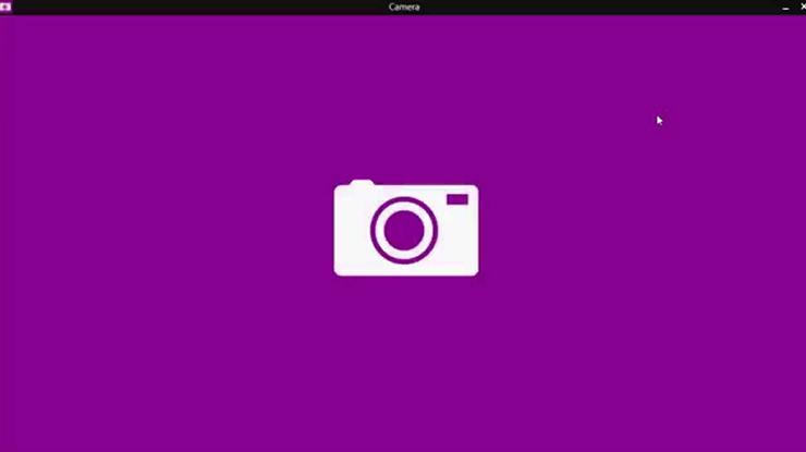 Cara Menyalakan Kamera Laptop Windows 8