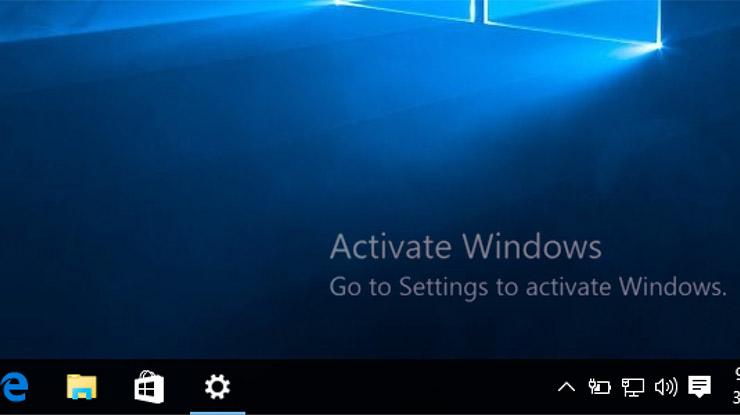 Kekurangan Windows 10 Tanpa Aktivasi