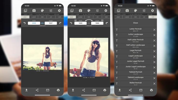 Kompres Foto Menjadi Kecil Dengan HP iPhone