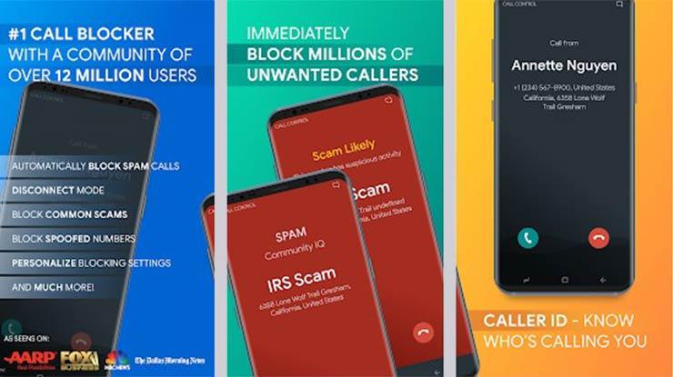 Aplikasi Call Control