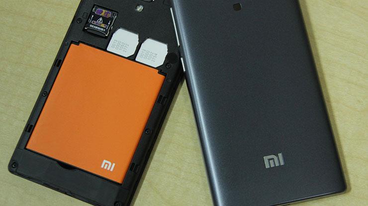 Cabut Baterai HP Xiaomi