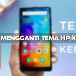 Cara Mengganti Tema HP Xiaomi Terbaru