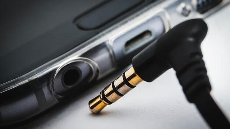 Lepas dan Pasang Jack Headset