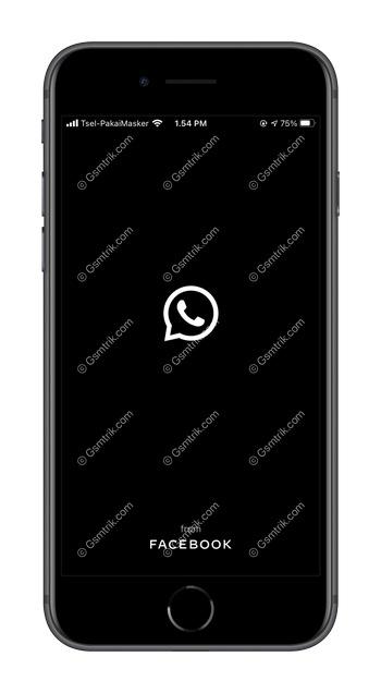 1 Buka Aplikasi WhatsApp 1