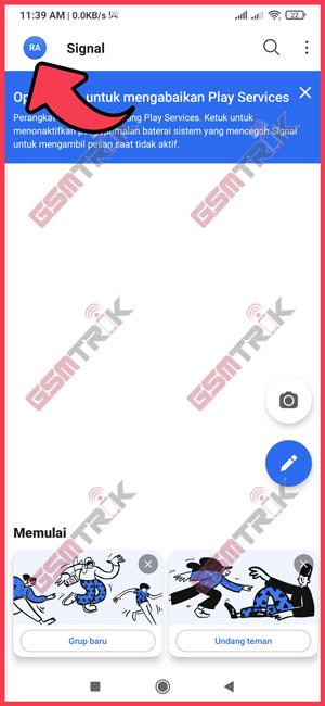 1 Pilih Ikon Profil Android