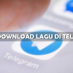 Cara Download Lagu di Telegram Dengan Bot Musik