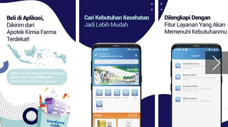 Kimia Farma Mobile