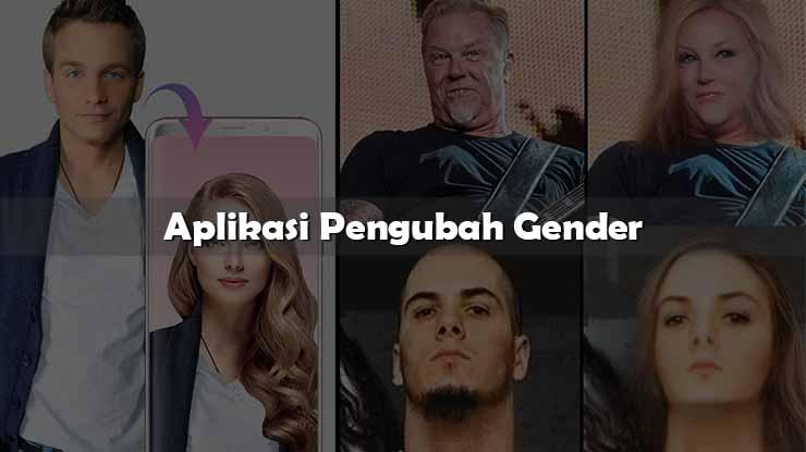 Aplikasi Pengubah Gender