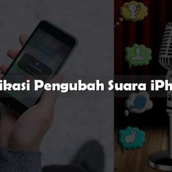 Aplikasi Pengubah Suara iPhone