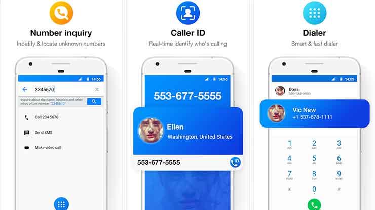 Caller ID Call Blocker Free