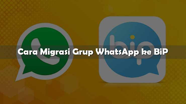Cara Migrasi Grup WhatsApp ke BiP