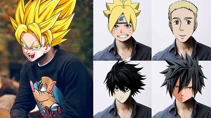 Cartoon Face Changer Pro Anime