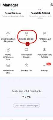 Enkripsi Aplikasi
