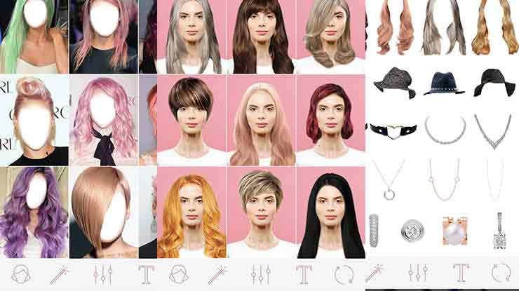 Gaya rambut terbaik Best Hairstyles