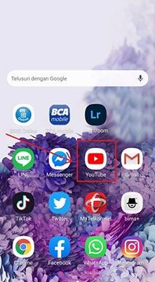 aplikasi di HP Vivo