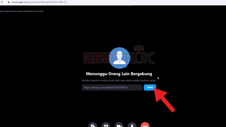 buat WhatsApp Web