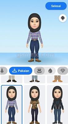 desain Avatar di Facebook