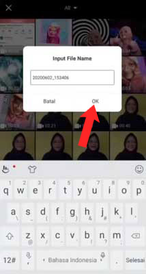 Aplikasi VN Video Editor Lite